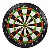 MIAO Bambini interni Adulti Tempo libero Darts magnetici sicuri con Bersaglio per freccette * 4
