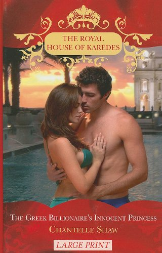 Read PDF The Greek Billionaire's Innocent Princess (Royal House of