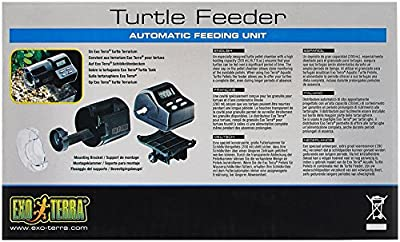 Exo Terra Turtle Futterautomat