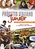 Progetto Italiano Junior: Libro + Quaderno + CD-Audio (Livello A2) (Italian Edition) by Albano A. Marin Telis (2010-07-08)