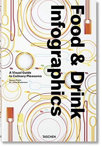 Food & Drink Infographics. Guía visual de los placeres culinarios (Jumbo)