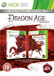 Dragon Age: Origins - Ultimate Edition (Xbox 360) [Importación inglesa] (B0042RUDNQ)   Amazon price tracker / tracking, Amazon price history charts, Amazon price watches, Amazon price drop alerts