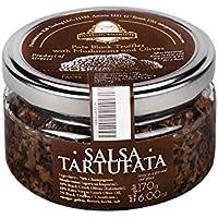 Salsa Tartufata | Una mezcla perfecta de Trufa Negra con Champiñones 170 g.