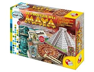 Liscianigiochi 41091 Discovery - Juego sobre los mayas Importado de Italia