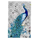 #9: Generic 5D Diamond Painting Embroider Cross Stitch Craft DIY Home Decor Peacock #1