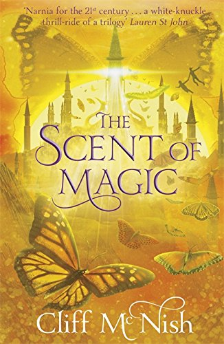 The Scent of Magic (Book 2 of The Doomspell Trilogy) PDF