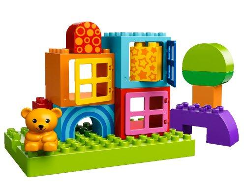 LEGO Duplo 10553 -  Bloques y Cubos para Bebés