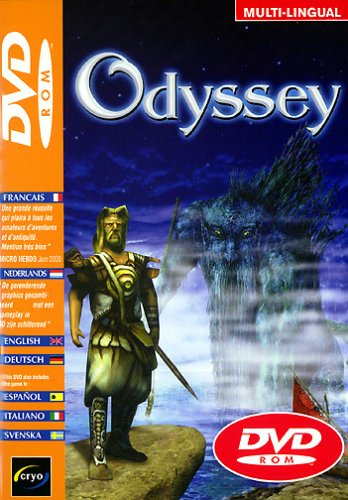 Odyssee - Auf der Suche nach Odysseus  (DVD-ROM) (DVD Jeux)