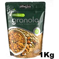 Lizi's Organic Granola 1 Kg Big Value Pack