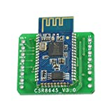 #8: XCLUMA Bluetooth 4.0 CSR8645 Amplifier Board 5W+5W APT-X Stereo Receiver Amp Module
