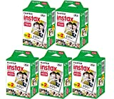 Fujifilm Instax Mini Film Bundle Pack (100 Prises)