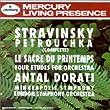 Petrouchka (Complete);Le Sacre Du Printemps;Four Etudes For Orchestra