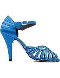 Para Amazon De Esvarios Zapatos 35 Mujer Crdqths Sandalias Vestir PulXOwkZiT