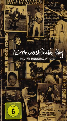 West Coast Seattle Boy: The Jimi Hendrix Anthology (Collecto [4 CD + 1 DVD]