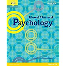 Edexcel AS/A Level Psychology Student Book (Edexcel AS/A Level Psychology 2015)