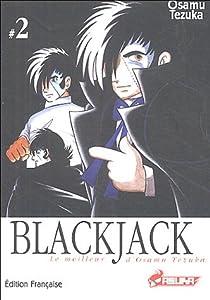 Black Jack Edition simple Tome 2