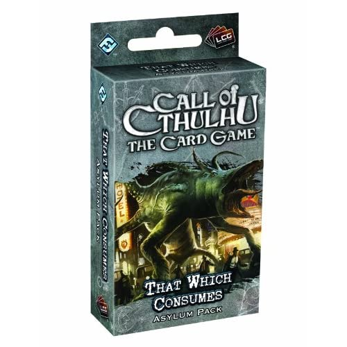 That Which Consumes Asylum Pack (Call of Cthulhu Card Game)