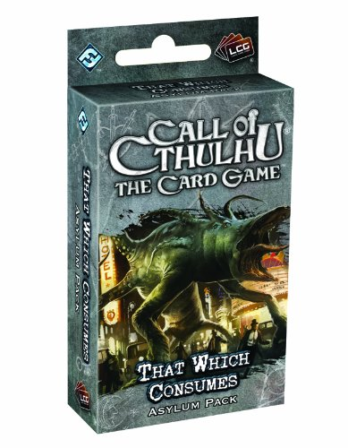 Call of Cthulhu: That Which Consumes Asylum Pack (Living Card Games)