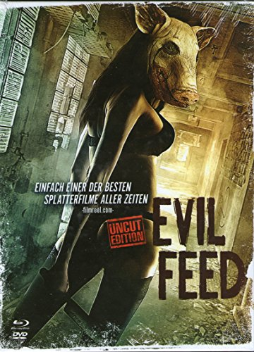 Evil Feed - Uncut [Blu-ray] [Limited Edition]