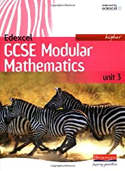Edexcel GCSE Modular Mathematics: Higher Unit 3 (Edexcel GCSE Modular Mathematics) (Edexcel GCSE Maths 2006)