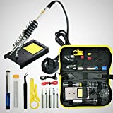 Best Tools & More Soldering Iron Tips - Magneto's Superb 14 Pieces Set Soldering Iron Kit Review