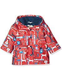 Hatley Mini Printed Raincoat, Abrigo Impermeable para Bebés