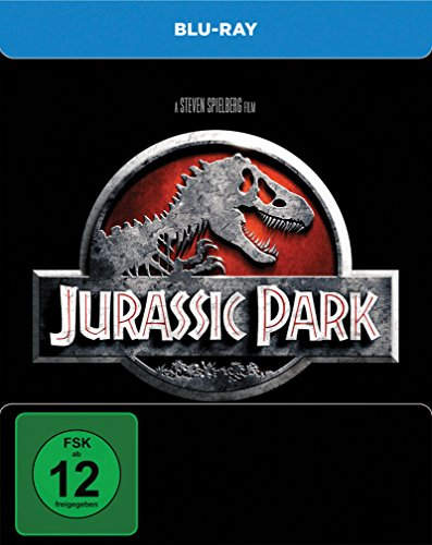 Jurassic Park - Limited Steelbook Edition [Blu-ray] [Limited Edition]