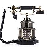 CCF Telefon europäischen Stil Retro Telefon Home Festnetz Antik Retro-Festnetz ITMTH (größe : L246MM*H268MM)