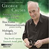 George Crumb Edition Crumb, Volume 9