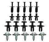 Befestigungs-Clips Für Mercredes Benz - Stoßstange, Verkleidung, Radlauf, Türverkleidung, Seitenschutzleisten - OEM-Qualität
