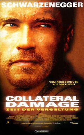 Collateral Damage - Zeit der Vergeltung [VHS] (Dampf-streifen)