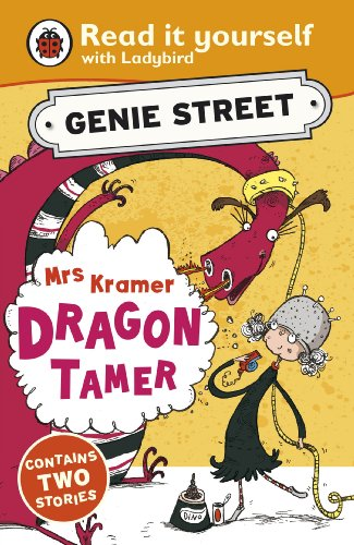 Mrs Kramer, dragon tamer