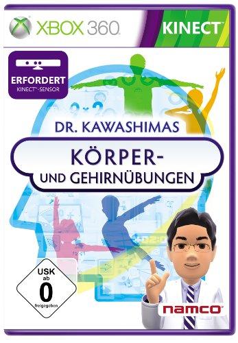 Dr. Kawashimas Körper- und Gehirnübungen (Kinect erforderlich)
