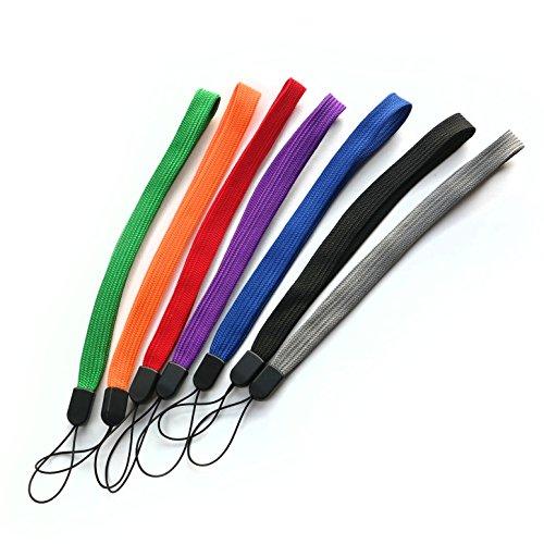 DTS/AC Robustes Handgelenk-Trageband/Handschlaufe (7 Farben Set)