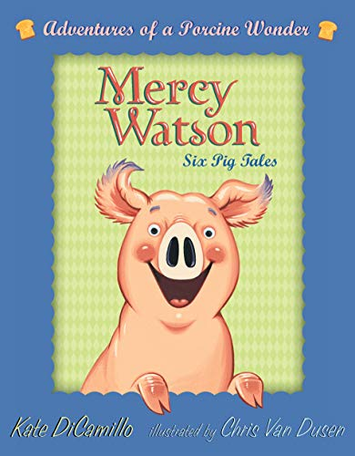 Mercy Watson Boxed Set: Adventures of a Porcine Wonder PDF Books