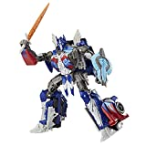 Transformers: The Last Caballero Premier Edition Clase Voyager Optimus...
