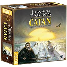 Devir Iberia - Catan juego de tronos, única (25921)