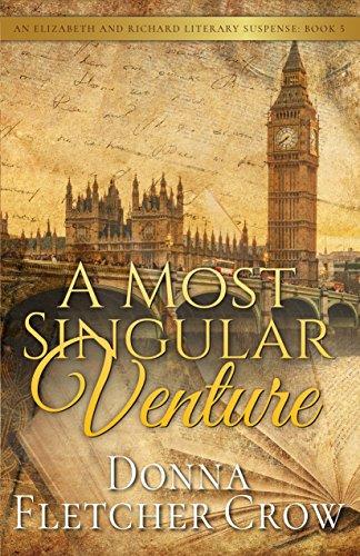 A Most Singular Venture: Murder in Jane Austens London ...