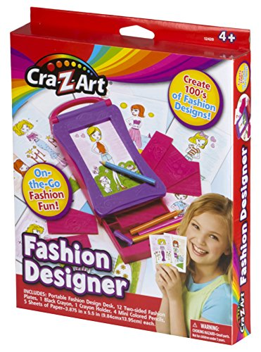 Color Baby - Diseña tu moda creativo, 22 x 4 x 27 cm (44095.0)