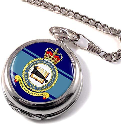 Maritime Operational Training Unit Royal Air Force (RAF) Taschenuhr