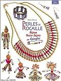 Perles de rocaille : Bijoux, petits sujets sur épingles