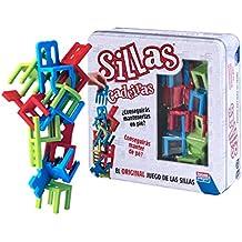 Falomir Silla Colors Juego de Mesa Color Blanco 28022