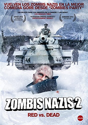 Zombis Nazis 2: Red vs. Dead [DVD]