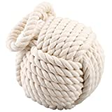 Quality HEAVY Nautical Rope Knot Doorstop - Light - Best Reviews Guide