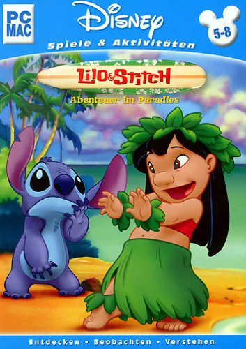 Lilo & Stitch - Abenteuer im Paradies -