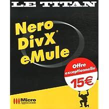 Nero, DivX, eMule