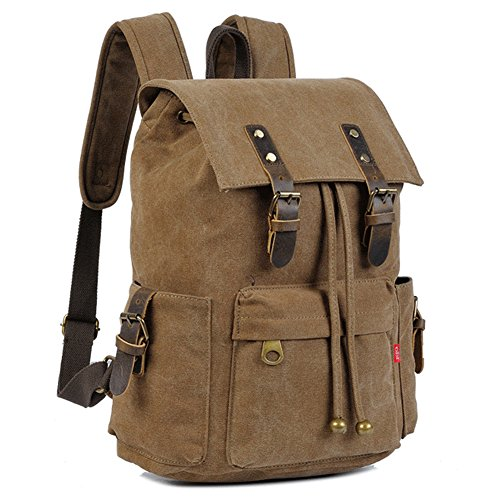 Imagen de bolsa de viaje, p.ku.vdsl unisex vintage , casual  bolsas,  escolares para portátil viaje escuela trabajo senderismo montañismo camping alternativa