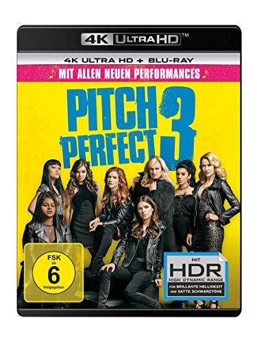 Pitch Perfect 3 (4K Ultra HD) (+ Blu-ray 2D)