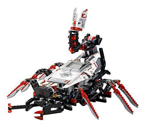 519QQX1432L - LEGO Mindstorms - EV3, juguete electrónico (31313)