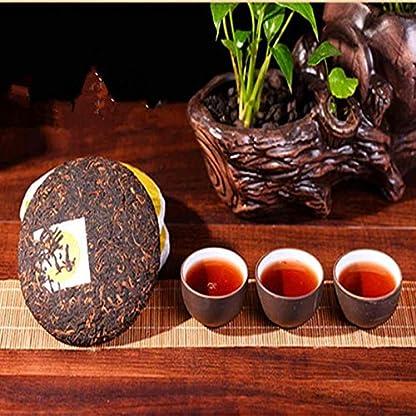 Hohe-Qualitt-reif-pu-erh-Gesundheits-puer-Tee-100g-022LB-Meng-Hai-alten-Tee-Puer-Tee-Schwarzer-Tee-Chinesischer-Tee-Pu-er-Tee-Reifer-Tee-Puerh-Tee-Pu-erh-Tee-Pu-erh-Tee-gekochter-Tee-Roter-Tee